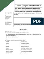 189223929 NBR 12118 2006 Bloco Vazado de Concreto Simples Para Alvenaria Estrutural