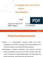 MSDM_kepemimpinan.ppt