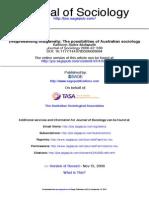 AULA 6 Journal of Sociology-2006-Butler-McIlwraith-369-81.pdf