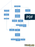 Congestive Heart Failure Schematic Diagram