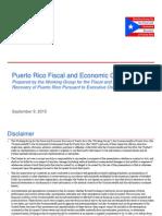 PuertoRico Fiscal and Economic Growth Plan9.9.15. Plan Fiscal y Crecimiento Econ