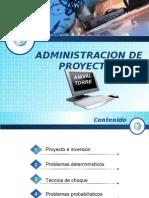 Adm Proyectos Deterministicos