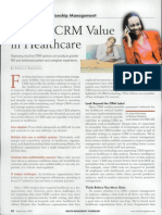 L18 - Driving CRM Value in Healthcare
