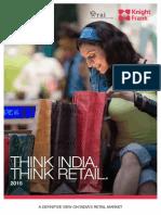 Frankestein India Retail Report