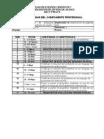 Coleio de Estudios CientÍficos y TecnolÓgicos Del
