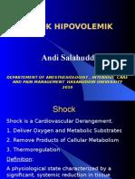 2.Syok Hipovolemik-dr.andi Salahuddin,Sp.an
