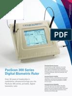 PacScan 300 Series Brochure