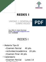 REDES I U1