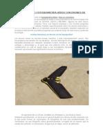 Aplicaciones de Fotogrametría Aérea Con Drones en La Topografía