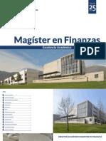 Programa Magister Finanzas