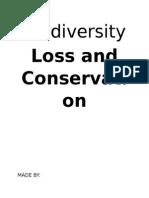 Biodiversity EVS