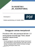 Gangguan Anxietas I