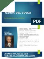 teoria de Goethe