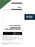 (11) Erwin Panofsky - Iconografia e iconologia [Significado nas artes visuais] (leitura).pdf