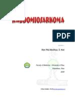 Rhabdomiosarkoma Files of Drsmed Fkur