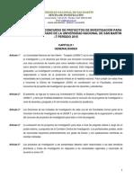 Archivo 657 Reglamentos Pregrado 2015