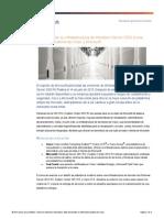 Transición de Su Infraestructura de Windows Server 2003 a Una Solución Moderna de Cisco y Microsoft