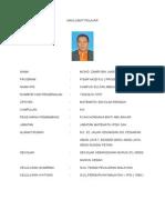 Biodata Internship