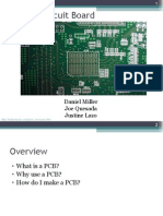 Pcb Presentation Draft
