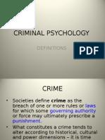 criminal psychology.ppt
