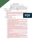 TDR Servicio de Internet Datos y Voz IP