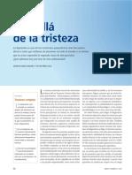 Revista Cuerpo y Mente. La Depresión