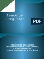 Reglamento Del Decreto Legislativo n1149 Ley de Carrera y Situación Policial