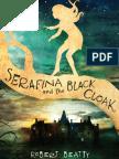Serafina and the Black Cloak excerpt