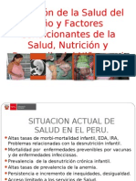 Situacion de Salud de La Infancia 2013