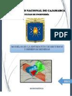 Modelos Para La Estimación de Recursos Mineros