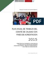 P.t. Comite Calidad 2015 FINAL