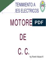 Motor Cc Conexion Serie