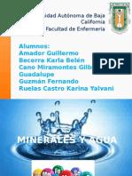 Tipos de Minerales