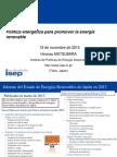 11.19Dr.matsubara Renewable Energy Policy