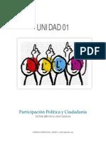 Unidad 1 Participa