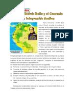 29 de NOVIEMBRE - Día de Andrés Bello y El Convenio de Integración Andina.
