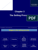 Chap 3 Selling Process