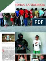 Centroamerica La Violencia - Radiografia de La Region Mas Peligrosa Del Mundo