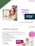 Program de Bun Venit C12