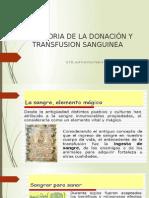 1-Historia de La Donacion
