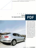 Datos Técnicos Para La Reparación Del Seat León