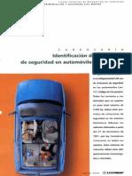 Identificación de Cinturones de Seguridad en Automóviles