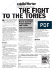 Demand the Impossible - General Leaflet