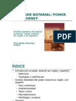 Poder Notarial