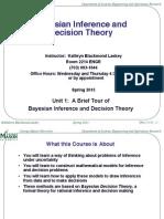 Bayes Unit1