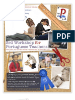 3rd Portuguese Teachers' Workshop 2010