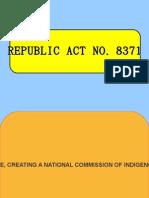 IPRA Report