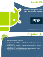 2.1 Introducción a Android