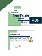 9 Deret Fourier