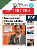 Diario La Tercera 09.09.2015